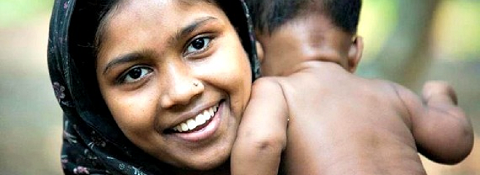 <b>Give more women like Parveen the gift of life this year. </b> Click the image above to read her story…