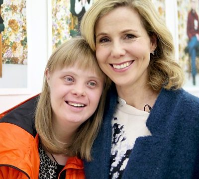 Sally Phillips - world without down's syndrome