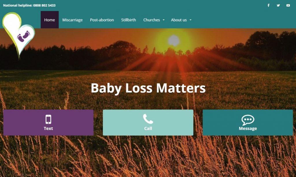 baby loss matters